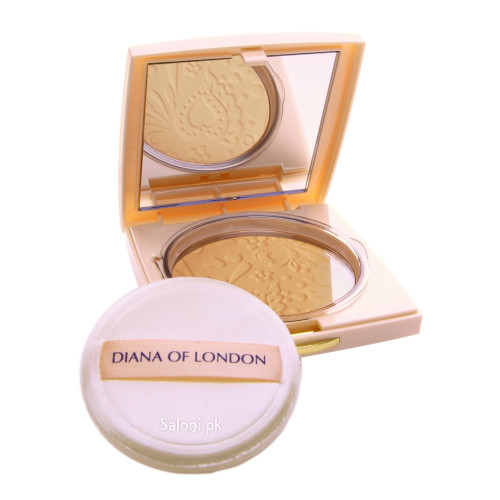 Diana Absolute Stay Compact Face Powder 406 Natural Almond Buy online in Pakistan best price original product