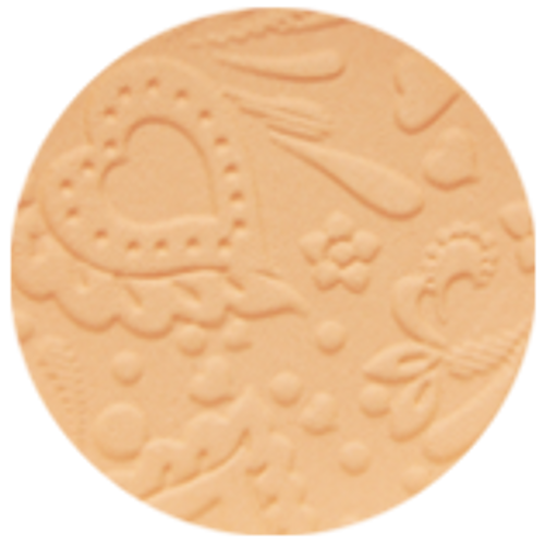 Diana Absolute Stay Compact Face Powder 406 Natural Almond