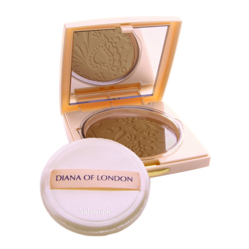 Diana Absolute Stay Compact Face Powder 409 Golden Fawn Buy online in Pakistan best price original product