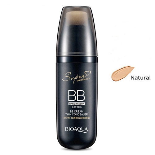 Bioaqua Air Cushion BB Cream Thin Concealer Whitening Sun Block Perfect Cover best price