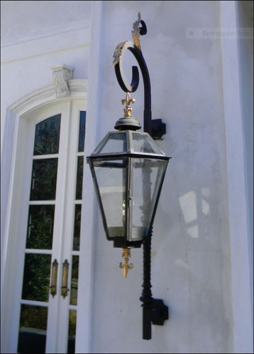 light with glass sheryl copper natural lights lantern and s orleans gas curl neworleans lanterns top new style