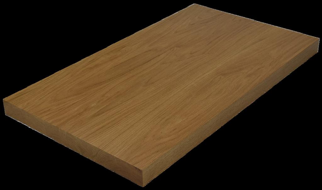 White Oak Wide Plank (Face Grain) Countertop