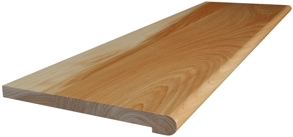 Hickory Stair Tread