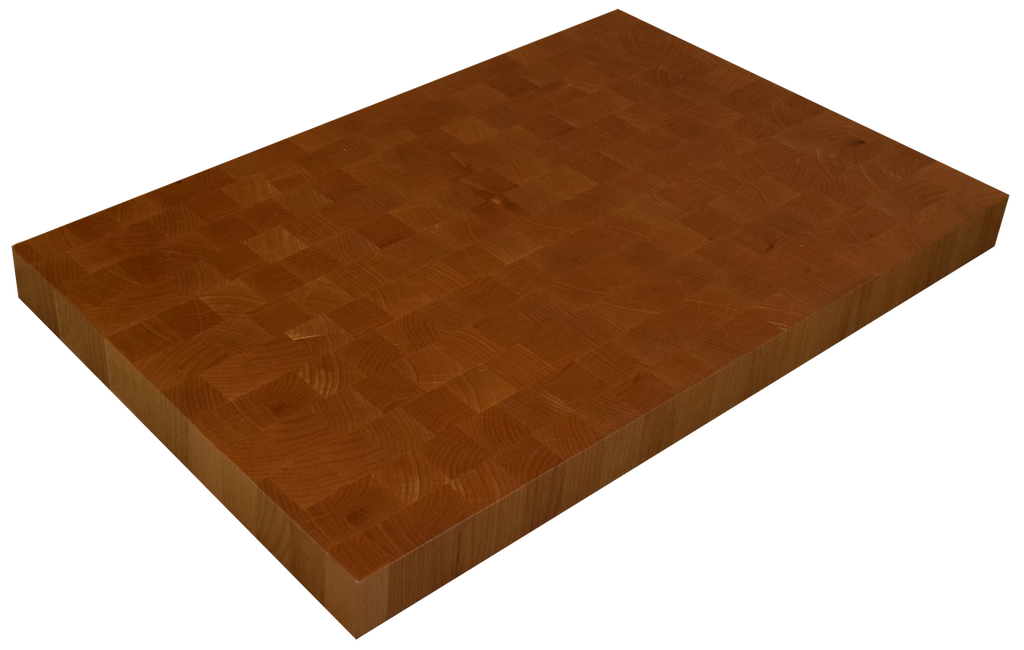Clear Alder End Grain Butcher Block Countertop
