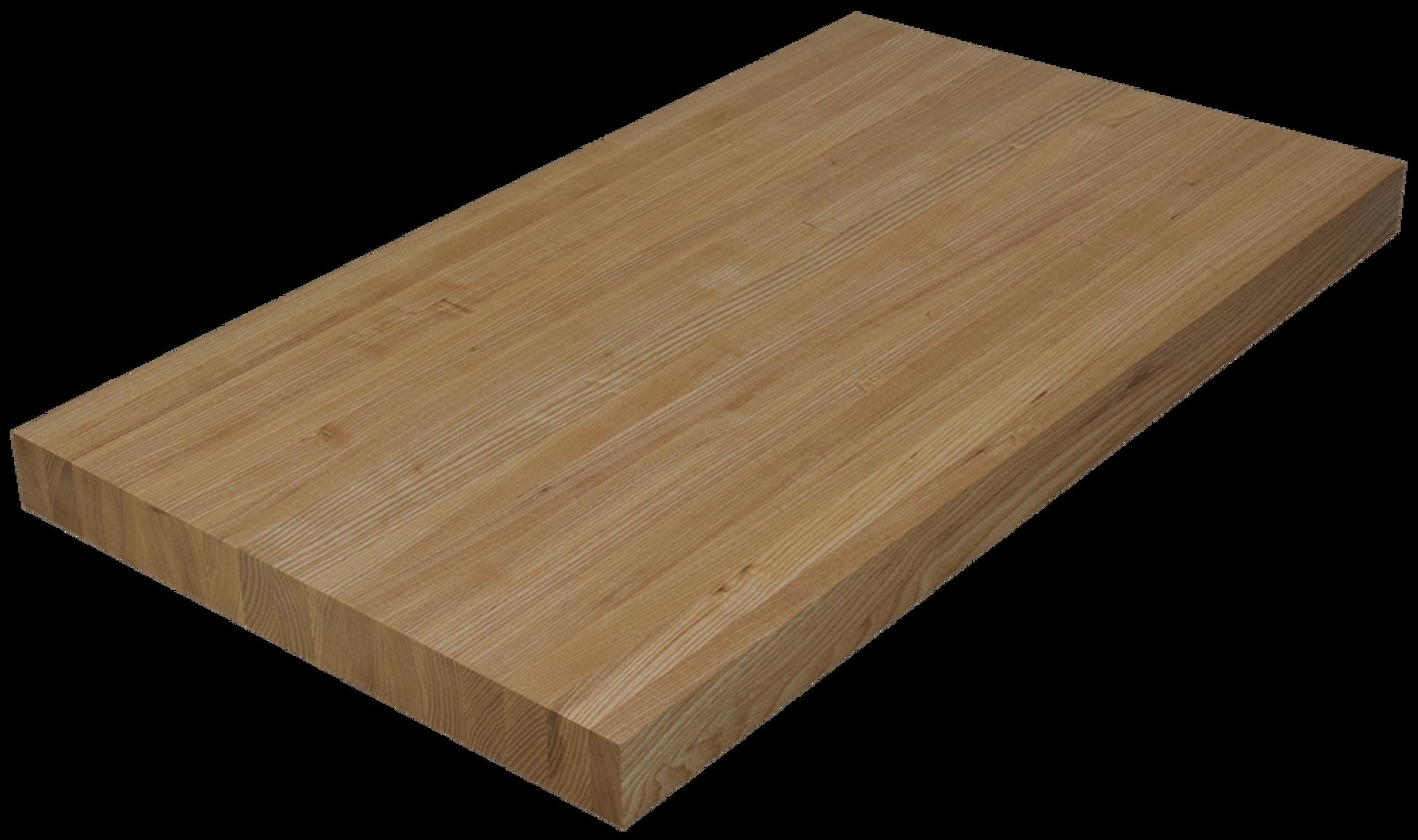 Ash Edge Grain Butcher Block Countertop Hardwood Lumber