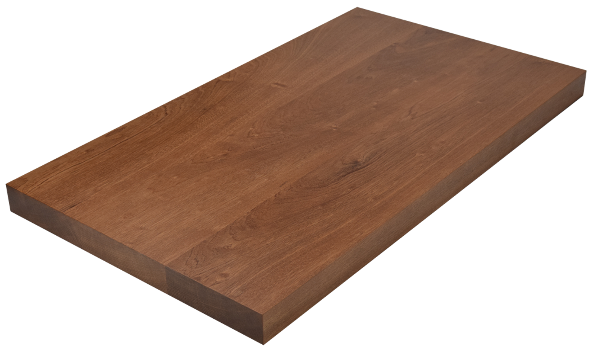 Sapele wide plank face grain countertop hardwood for Plank blocks