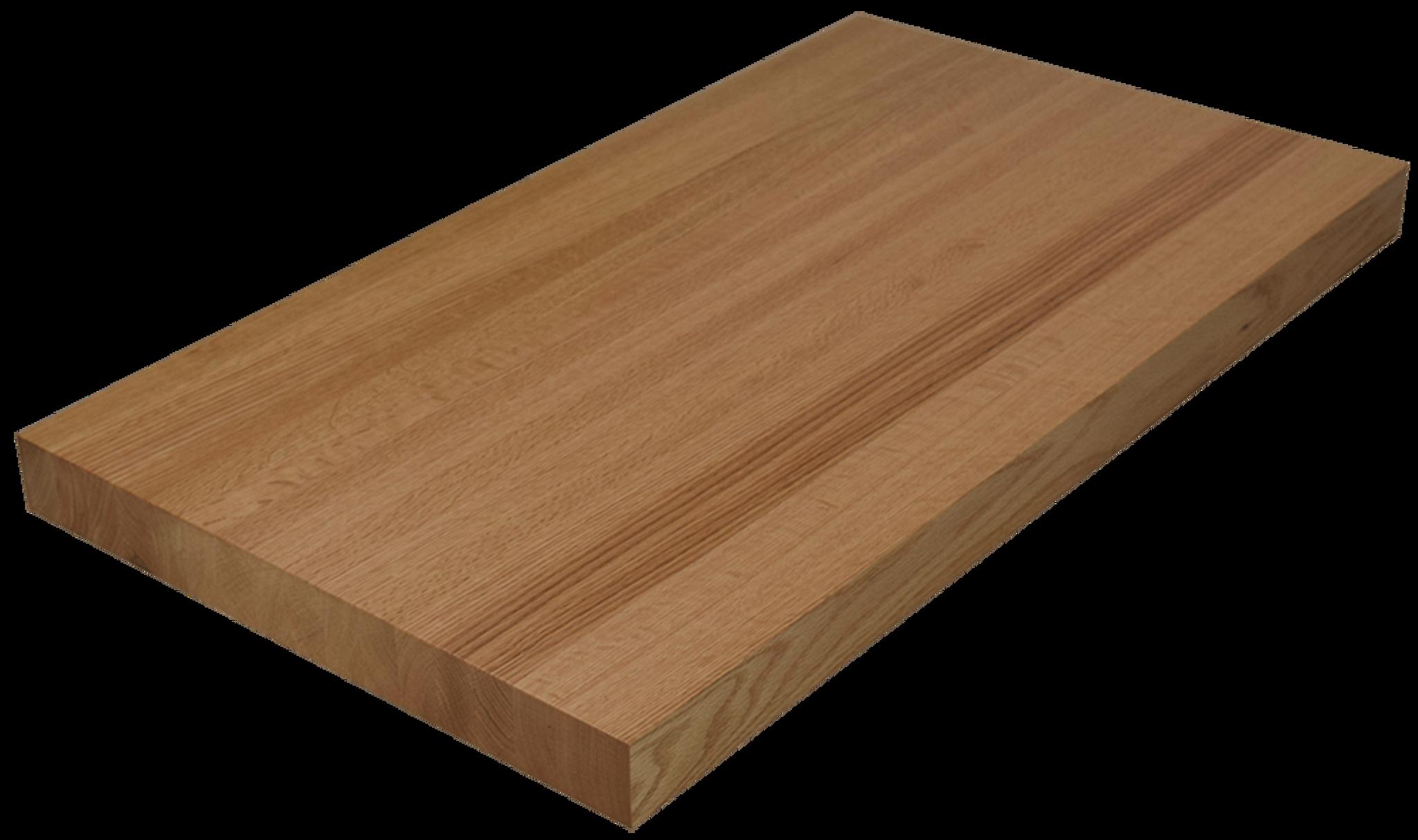 Perfect Red Oak Edge Grain Butcher Block Countertop
