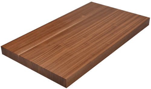 Sapele Edge Grain Butcher Block Countertop