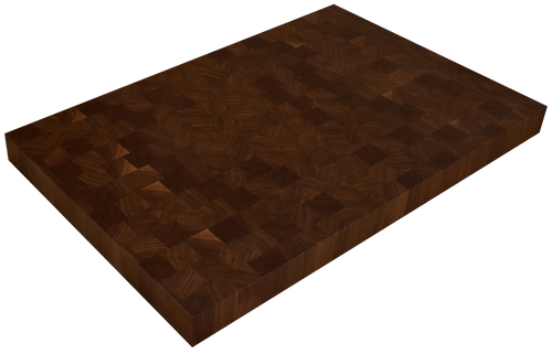 Walnut End Grain Butcher Block Countertop