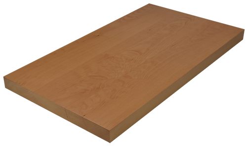 Beech Wide Plank (Face Grain) Countertop