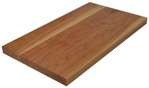 Character Cherry Wide Plank (Face Grain) Countertop