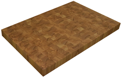 Ash End Grain Butcher Block Countertop