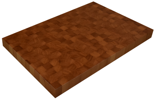 Spanish Cedar End Grain Butcher Block Countertop