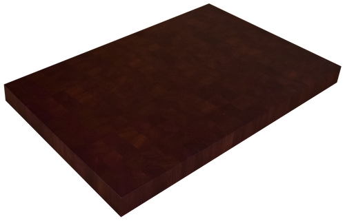 Purpleheart End Grain Butcher Block Countertop