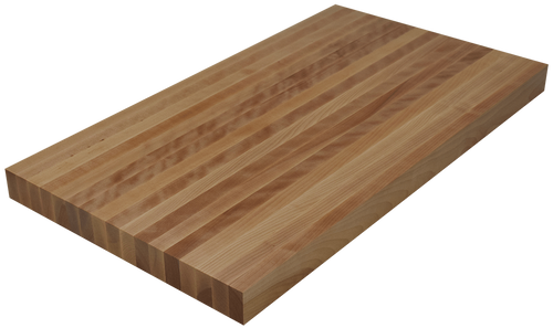 Birch Edge Grain Butcher Block Countertop