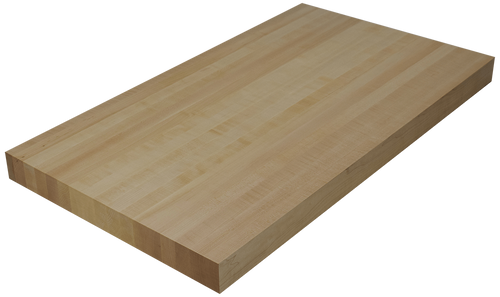 Best Finish For Butcher Block Countertop: Maple Edge Grain Butcher Block Countertop