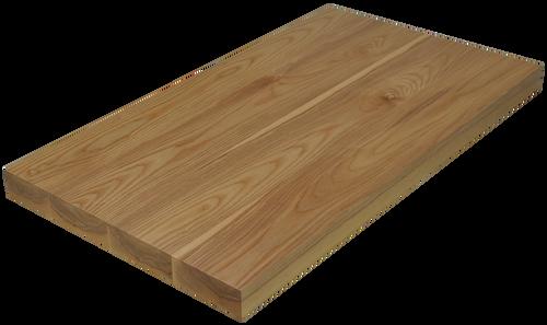 ash wide plank face grain countertop hardwood lumber company. Black Bedroom Furniture Sets. Home Design Ideas