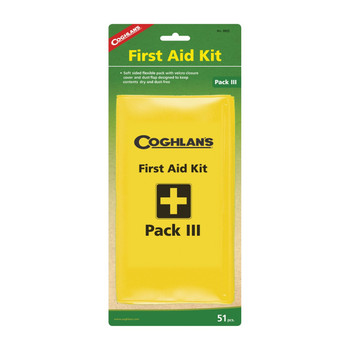 Coghlans 0003 Coghlans Pack III First Aid Kit