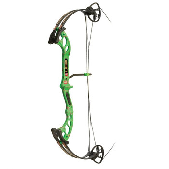 PSE 1406MZLGS3029 PSE Elation Bow LH 29lb Green