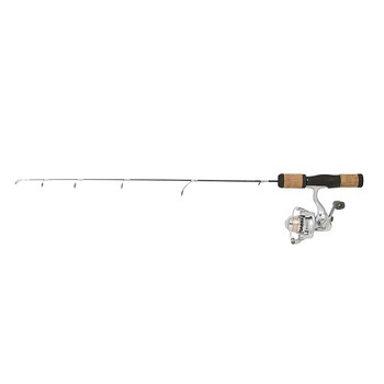 Frabill 6971 Frabill Fin-S Pro 26in Light Ice Fishing Rod and Reel Combo