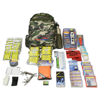 Ready America 70310 Ready America Outdoor Survival Kit 4-Person