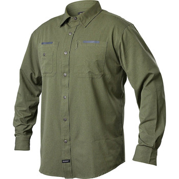Blackhawk BH-TS03JGLG Blackhawk Tac Flow Long Sleeve Shirt Jungle Large