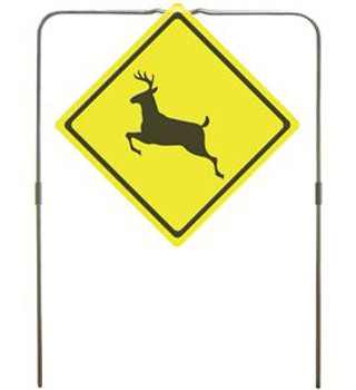 Do All Outdoors ISD01 Do All Outdoors Impact Seal Deer Crossing Hanging Target