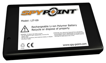 Spypoint LIT-09 Spypoint Additional lithium battery for LIT-C-8