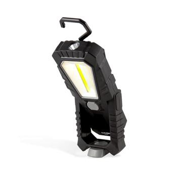 LuxPro LP374 LuxPro 374 Broadbeam Worklight - 180 Lumens - Black
