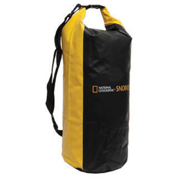 National Geographic Snorkeler Mariana Trench Dry Bag 35 Liter-Blk/White Nat Geo Mariana Trench Dry Bag - 35 L Blck and White