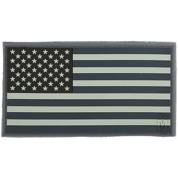 Maxpedition MXUSA2S Maxpedition USA Flag Patch Large Swat
