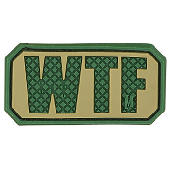Maxpedition MXWTFPA Maxpedition WTF Patch Arid