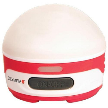 Giant International OLY-WD180 Olympia Rechargeable Lantern White/Red