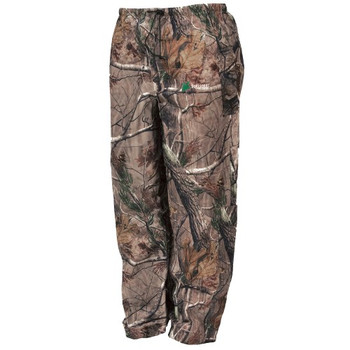Frogg Toggs PA83102-54MD Frogg Toggs Pro Action Pant Realtree All Purpose Xtra M