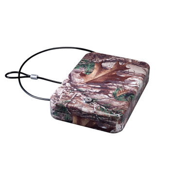Stack On PC-95K-RTX Stack-On Portable Steel Case with Key Lock Realtree Xtra