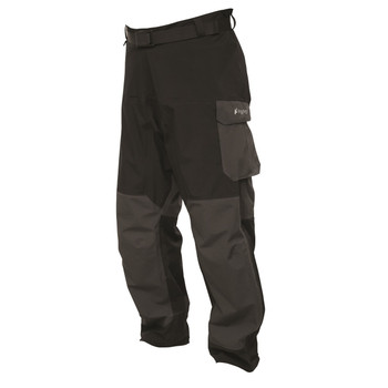 Frogg Toggs PF83160-177LG Frogg Toggs Pilot Pant Black/Charcoal - Large