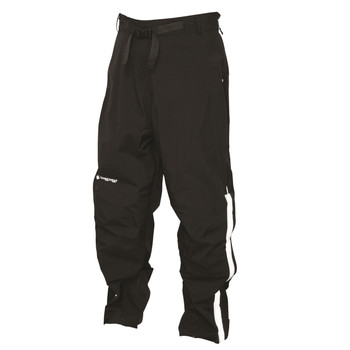Frogg Toggs PFC85105-01MD Frogg Toggs Pilot Frogg Road Pant Black with Reflective - MD