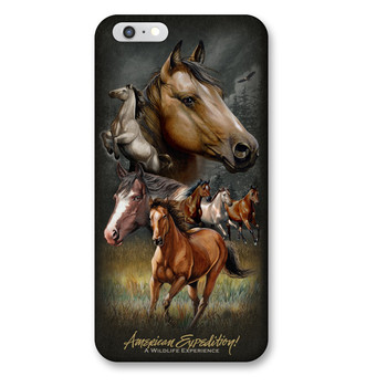 American Expedition PHN6-310 American Expedition iPhone 6 Cover - Mustang Collage