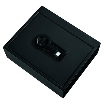 Stack On PS-15-5-B Stack-On Drawer Safe with Biometric Lock