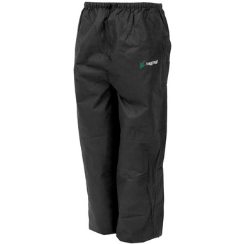 Frogg Toggs PS83172-01XL Frogg Toggs Bull Frogg Pant Black - XL