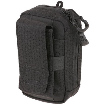 """Maxpedition PUPBLK Maxpedition PUP Phone Utility Pouch Black 3.5""""Lx3""""Wx6""""H"""