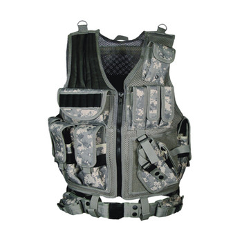 Leapers PVC-V547RT Leapers 547 Law Enforcement Tactical Vest Army Digital