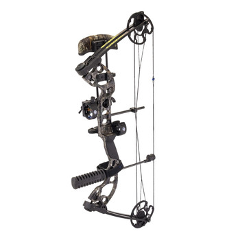 Quest RA.PKG.L.25.40-AP Quest Radical Bow Package Left Hand Realtree Xtra