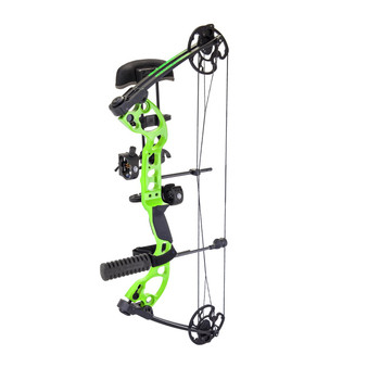 Quest RA.PKG.L.25.40-GRBK Quest Radical Bow Package Left Hand Greon