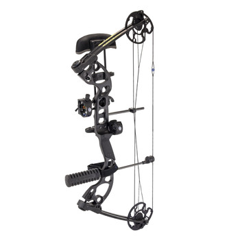 Quest RA.PKG.R.25.40-BKBK Quest Radical Bow Package Right Hand Black