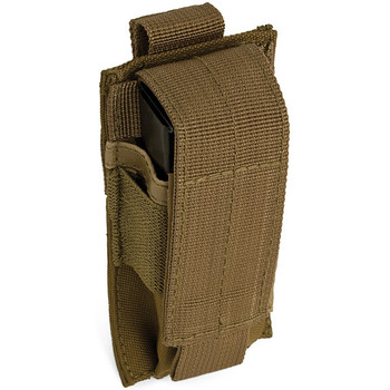 Red Rock Gear RR82-022COY Red Rock Gear Single Pistol Mag Pouch Coyote
