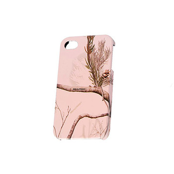 OMP RT15404 OMP iPhone 4 Case by Countryside w/Soft Touch/Realtree Pink