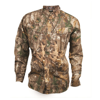 Scent Blocker RTSCM Scent Blocker Trinity Featherlite Shirt - M