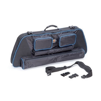 """.30-06 Outdoors SBC-BL .30-06 Outdoors 41"""" Slinger Bow Case System w/Blue Accent"""