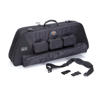 .30-06 Outdoors SD-SK .30-06 41in Slinger Deluxe Bow Case System Skull Graphic